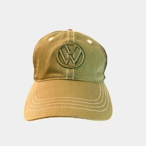 VW Driver Gear Volkswagen Logo Adjustable Cap